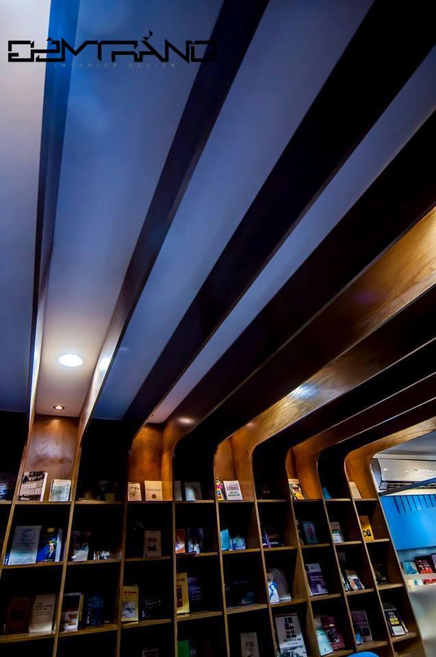 Thiết kế nội thất thư viện ĐH Văn Hiến 05