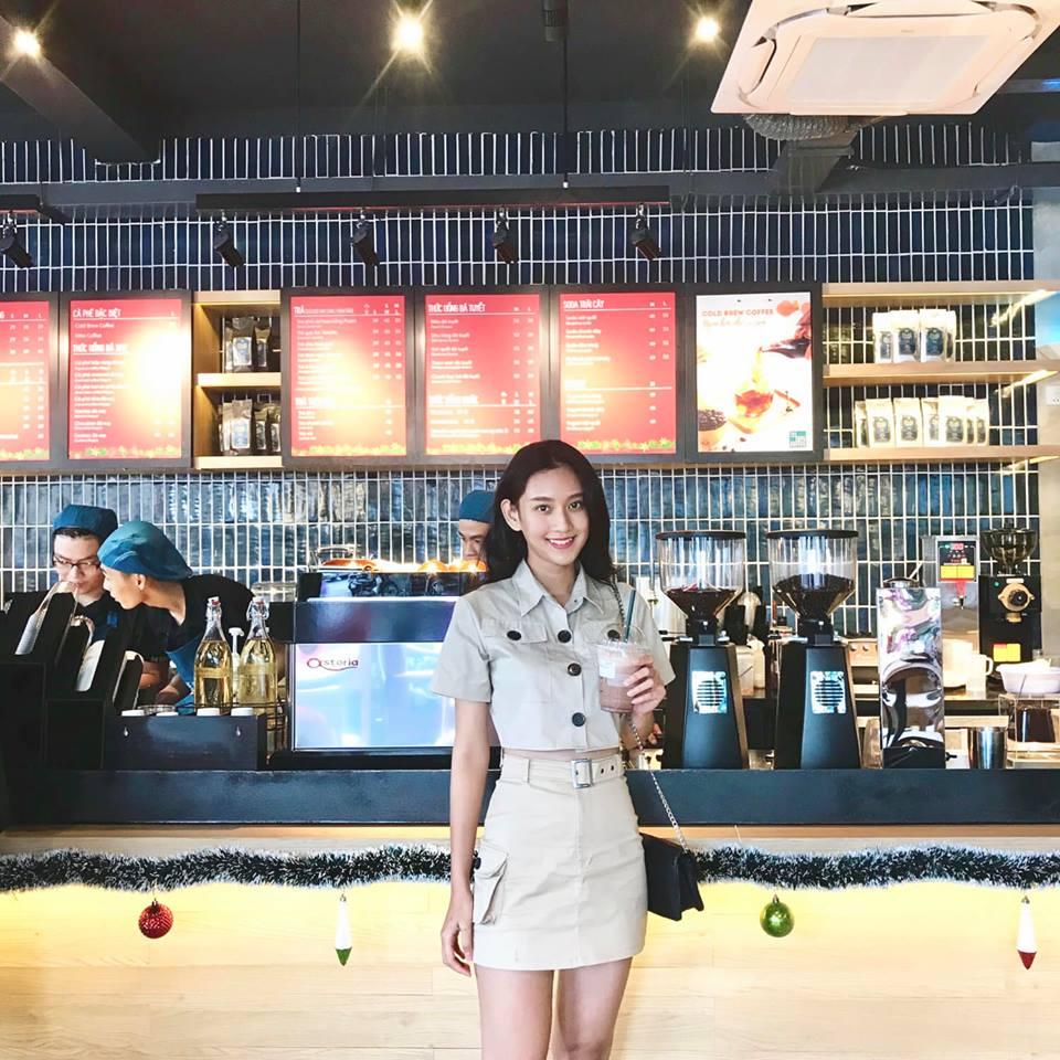Thiết kế nội thất dự án The Cups Coffee 10